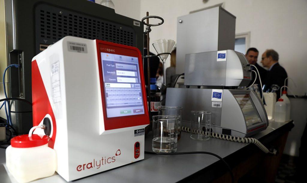 АНГЕЛОВСКА: Со новата лабораторија ќе ги заштитиме граѓаните и животната средина