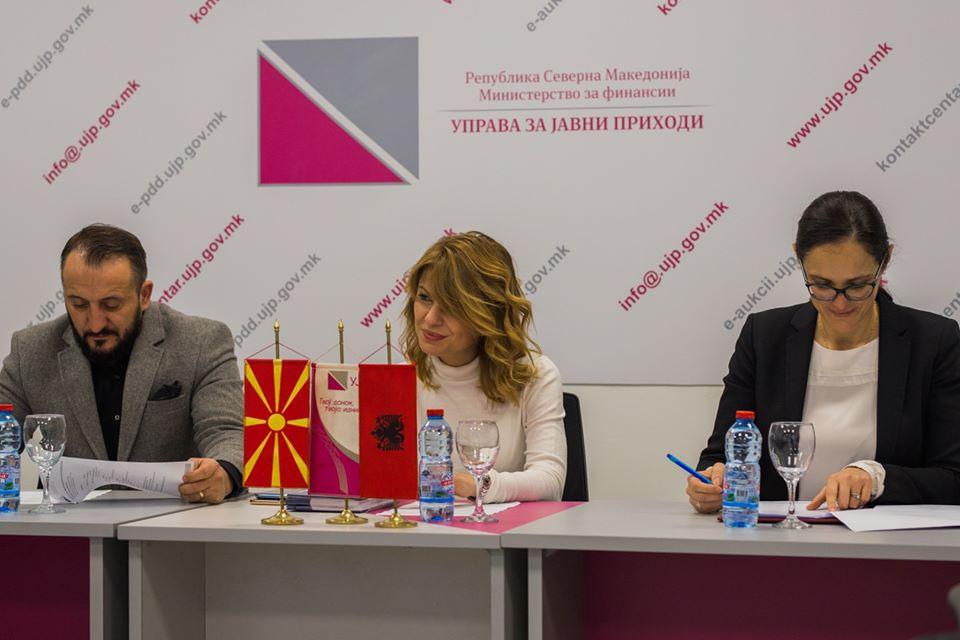 """ЛУКАРЕВСКА: МојДДВ дава резултати и надвор од нашата држава, го """"продаваме"""" во Албанија"""