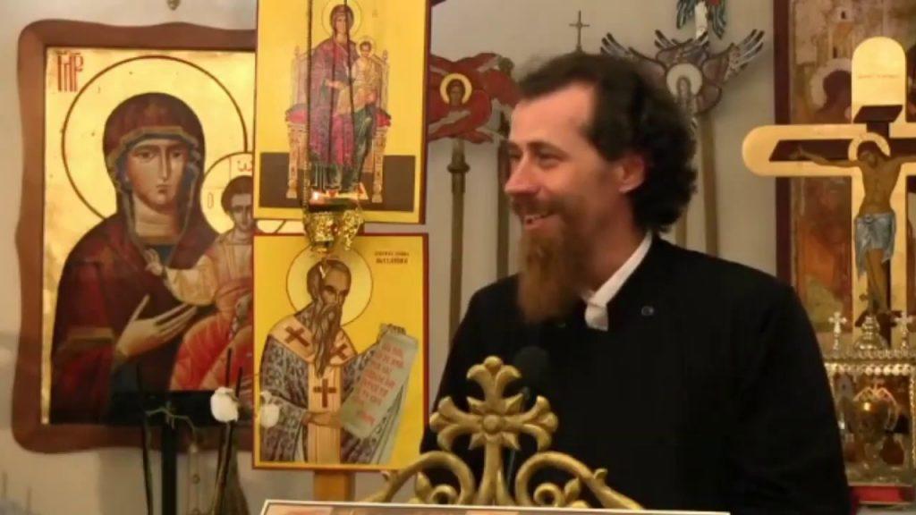 Отец Клаудиј Мелеан: Приказната за Црвенкапа и христијанскиот живот (ВИДЕО)