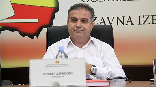 Дерковски: Фантоми во избирачкиот список нема