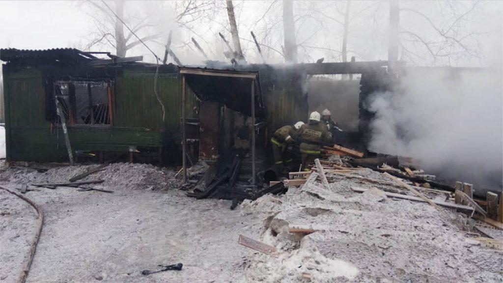 Русија: Во пожар во Сибир загинаа 11 луѓе