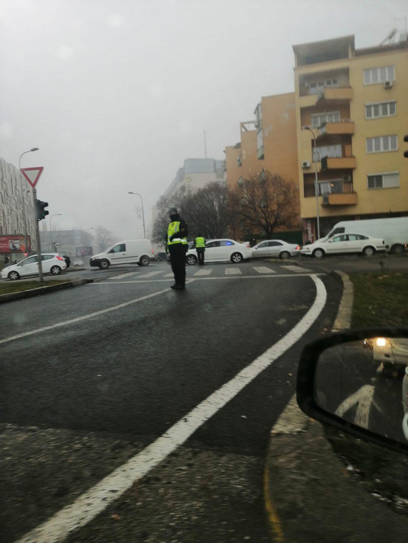ПРОТЕСТ ВО СКОПЈЕ: Пазарџиите и денеска го блокираа центарот поради скапиот паркинг