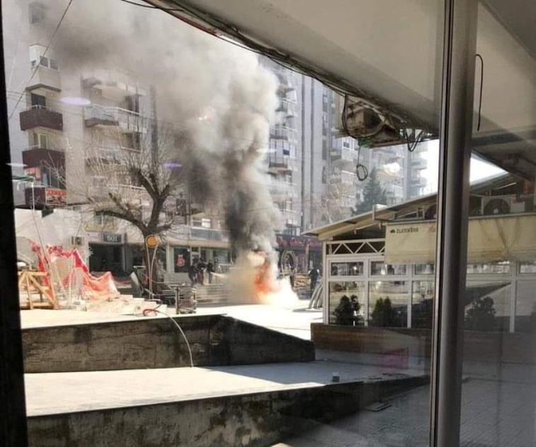 ВО ЦЕНТАРOT ВО КОЧАНИ: Се самозапали 40 -годишен маж, префрлен е на клиниките во Скопје
