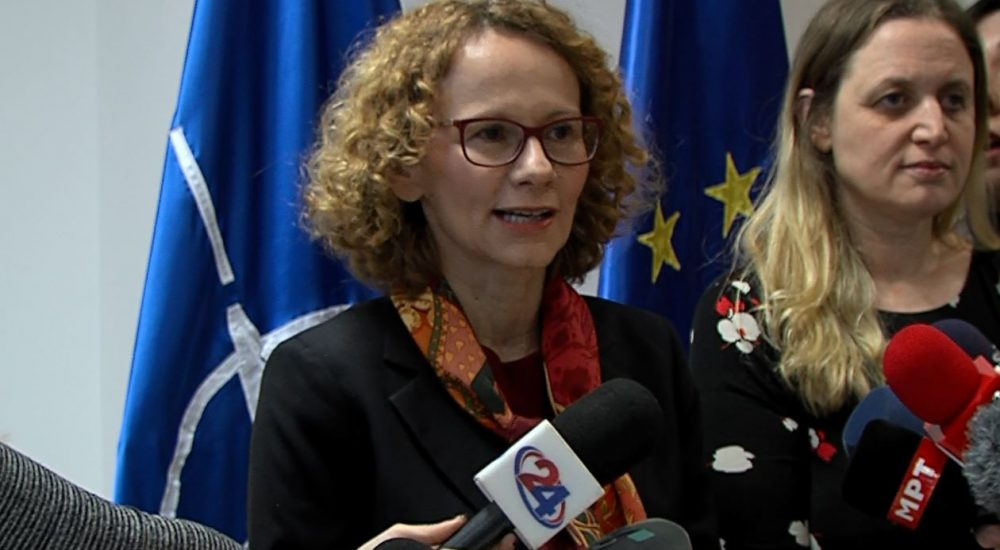 ШЕКЕРИНСКА: Ги правиме последните чекори кон НАТО, нашиот стратешки и државен приоритет број 1
