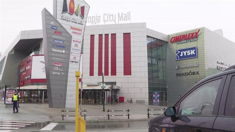 Двајца 19-годишници приведени поради лажната дојава за бомба во Сити мол