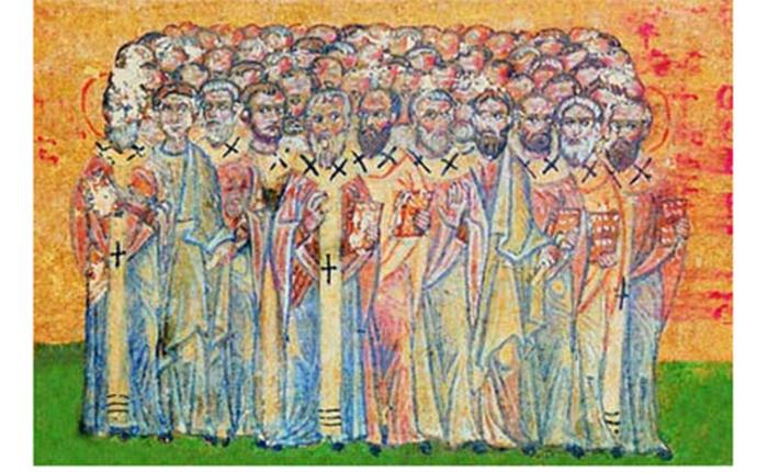КАЛЕНДАР НА МПЦ: Денеска е Собор на 70 Апостоли избрани од Исус Христос со моќ да чудотворат