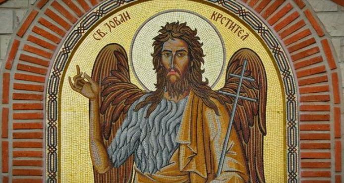 УТРЕ Е ПРАЗНИК СО СТРОГ ПОСТ: Се слави Отсекувањето на главата на Св. Јован Крстител
