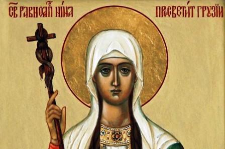 КАЛЕНДАР НА МПЦ: Денеска е Св. рамноапостолна Нина Грузиска и св. Сава