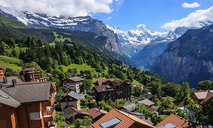 Топ држави во светот: САД најмоќни, Швајцарија најдобра