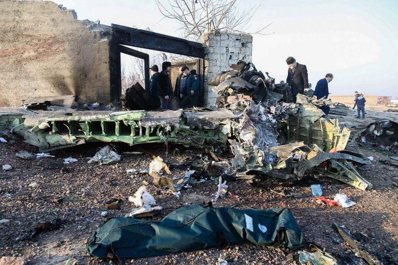 ИРАН: Уапсено лицето кое ја објави снимката од нападот врз украинскиот авион