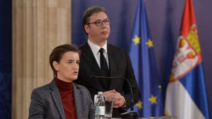 ВУЧИЌ: Ќе ни предложат да го признаеме Косово, за да не дојде до создавање на Голема Албанија