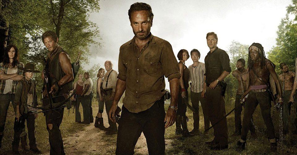 """Нова серија со стар наслов: На 12 април премиера на """"Живи мртовци"""""""