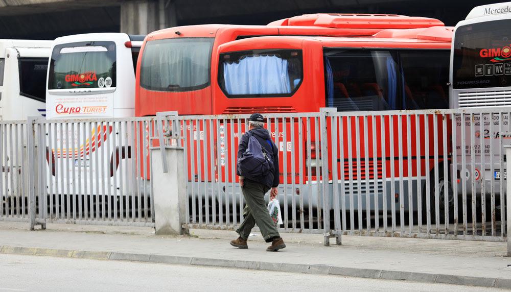 АВТОБУСКИ ПРЕВОЗ: Лани превезени 20.796.000 патници што е за 3,5 отсто помалку од преклани