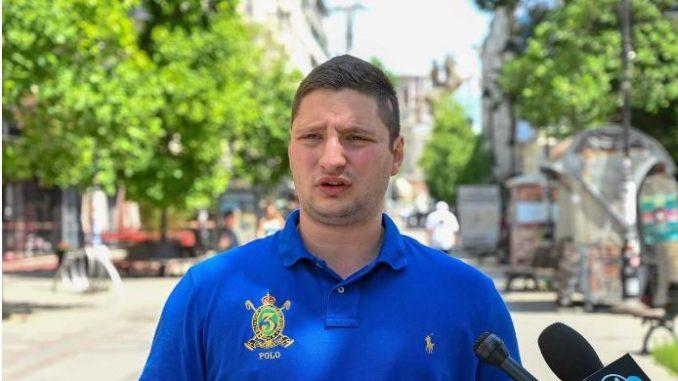 Фрчкоски: На арената во Скопје нема Светско фудбалско првенство на непризнаени држави