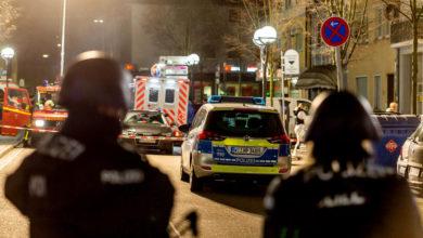 ТЕРОРИСТИЧКИ НАПАД ВО ГЕРМАНИЈА: Убиецот на 8 лица кај Франкфурт пронајден мртов во неговиот дом