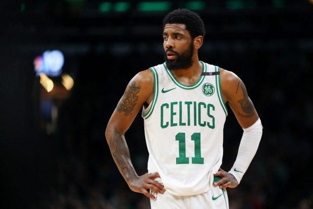 НБА: За Ирвинг заврши сезоната