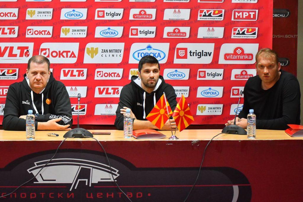 Тодоров: Го имаме во моментов најоптималниот состав на Македонија