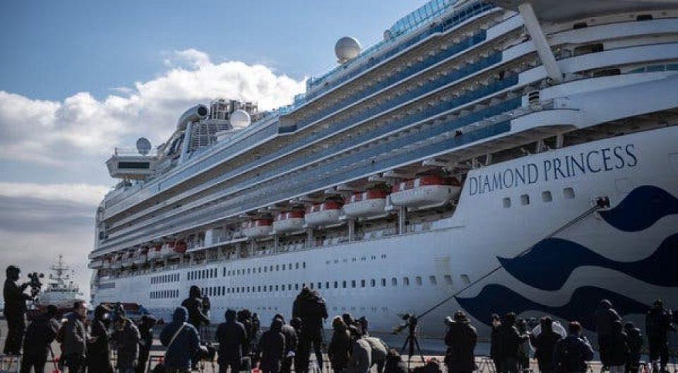 МНР: Потврден e коронавирус кај еден од тројцата Македонци на бродот во Јокохама