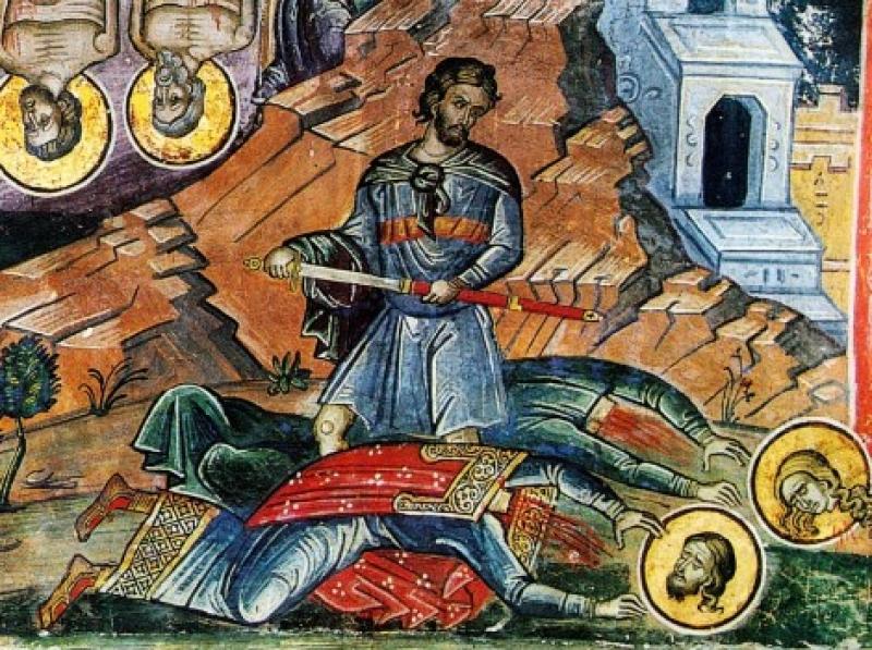 КАЛЕНДАР НА МПЦ: Денеска е Св. маченици Памфил, Порфириј и други погубени поради љубовта кон Христа