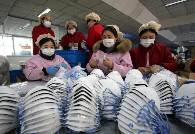 ПРОВЕРИВТЕ ДА НЕ СЕ КИНЕСКИ?: Словенија реши да и испрати на Кина 1.200.000 заштитни маски