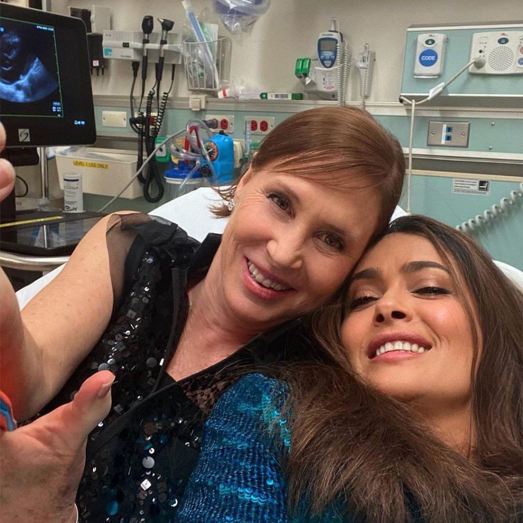 Салма Хајек по Оскарите морала итно да замине во болница (ФОТО и ВИДЕО)