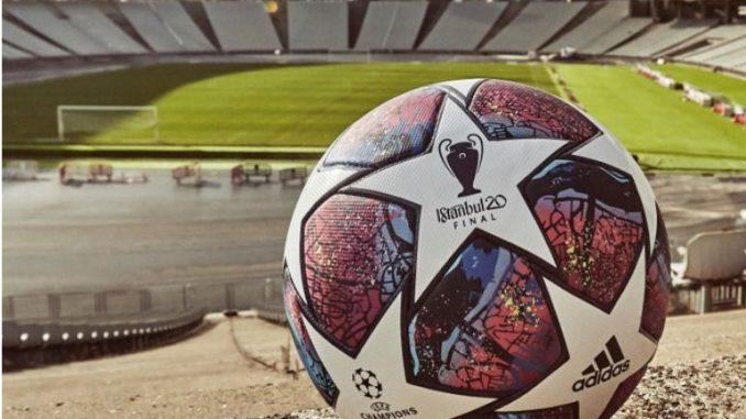 УЕФА: Претставена топката за финалето во ЛШ