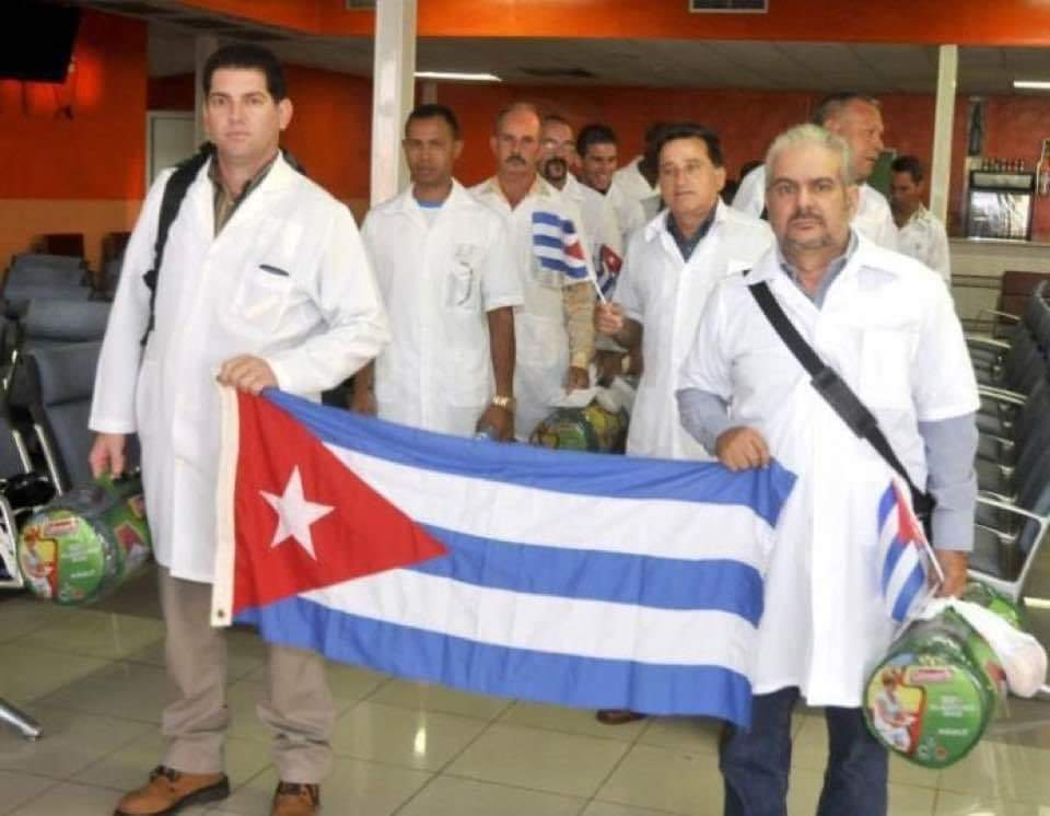 КУБА И ПОМАГА НА ЕУ: И кубански тим лекари на помош против коронавирусот во Италија