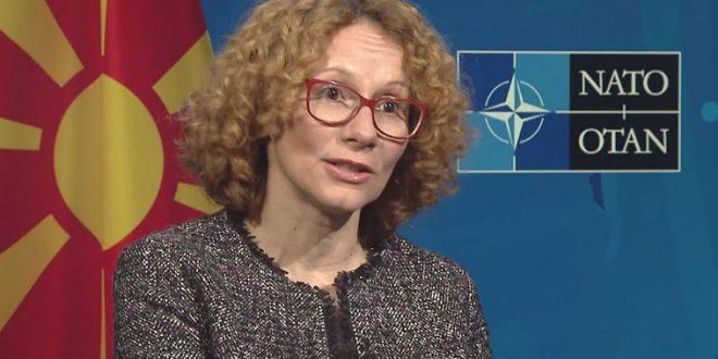 ШЕКЕРИНСКА: Столтенберг штотуку соопшти дека од НАТО добиваме помош во битката со Ковид-19