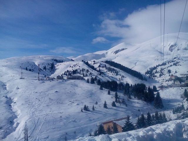 ДОАЃА ВЛАЖЕН БРАН: Претпладне снег на планините, а попладне и на пониските места