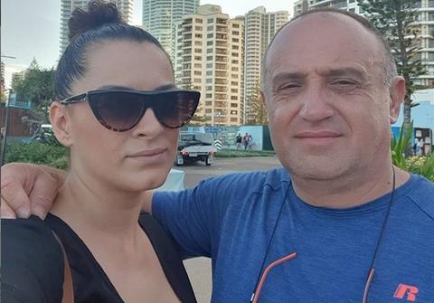 """Џими Мицевски лидерот на групата """"Молика"""" и сопруг на пејачката Анета Мицевска осуден на 2 години и 6 месеци затвор"""
