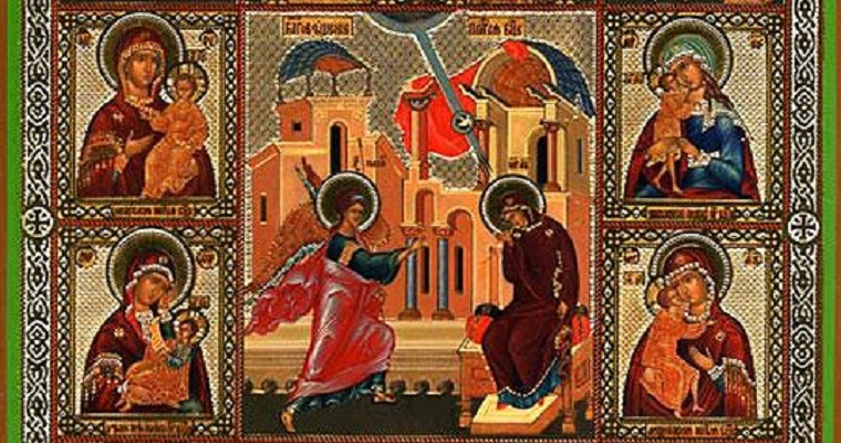 КАЛЕНДАР НА МПЦ: Денеска е Благовештение, празник на кој се слави веста за повторното воспоставување на единството на Бога и човекот