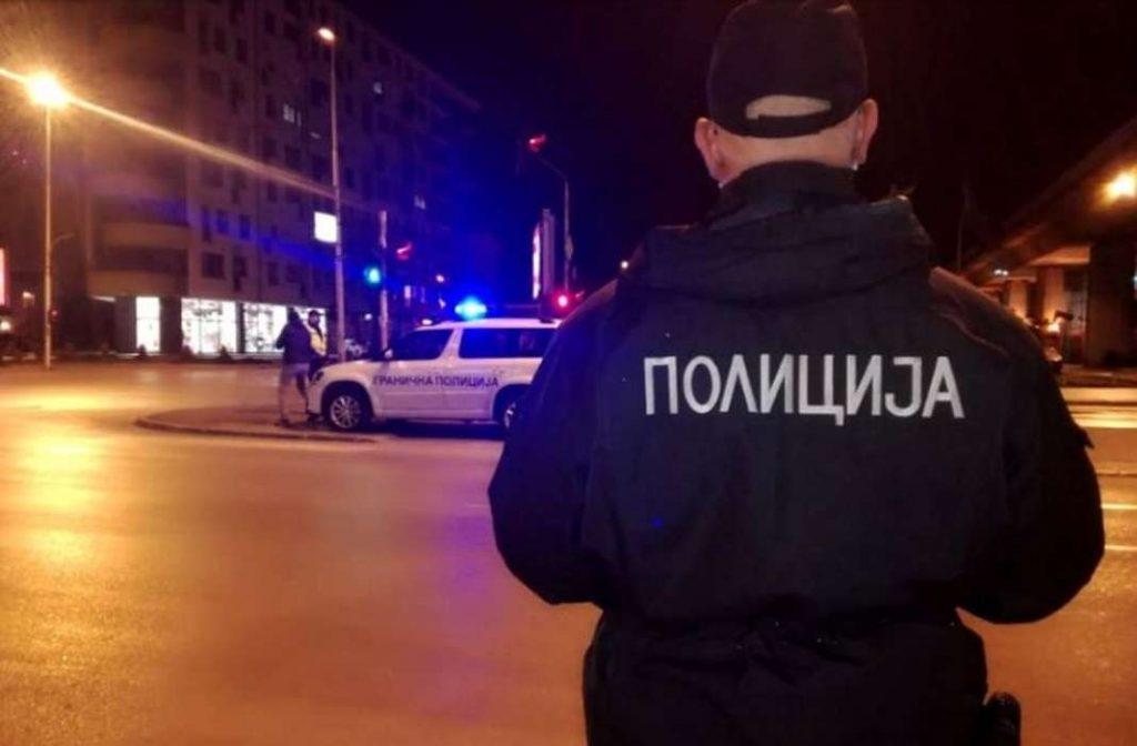 МВР: За прекршување на полицискиот час казнети 27 лица и 435 за неносење маска
