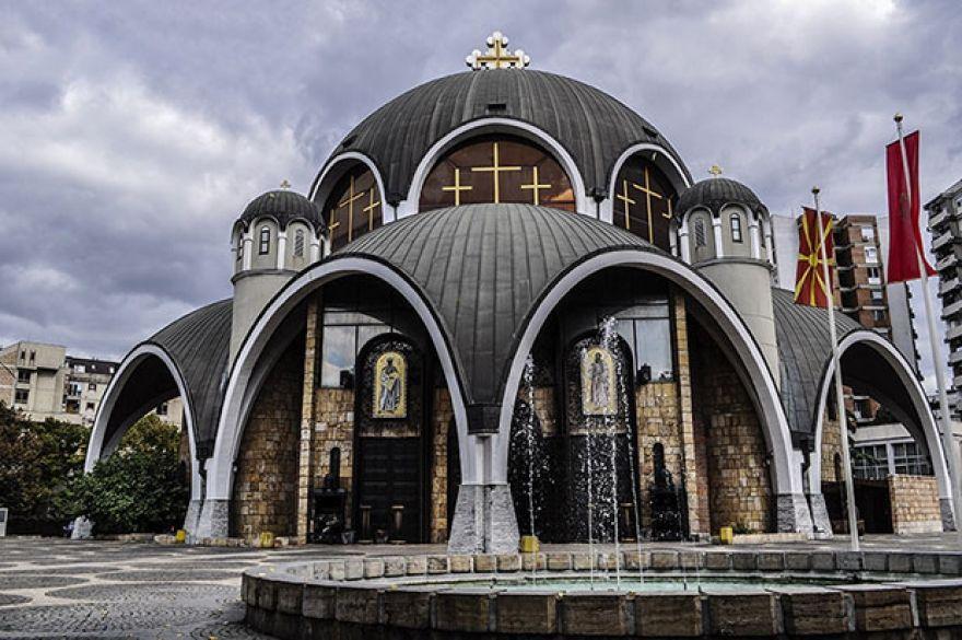 НА ДЕНЕШЕН ДЕН: Пред 49 години е ставен темел на Соборниот храм Св. Климент Охридски во Скопје, a осветен е на 12 август 1990-та