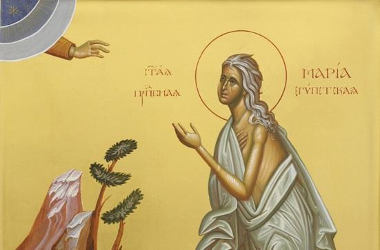 ПЕТТА СЕДМИЦА ОД ВЕЛИГДЕНСКИТЕ ПОСТИ: Недела на света Марија Египетска