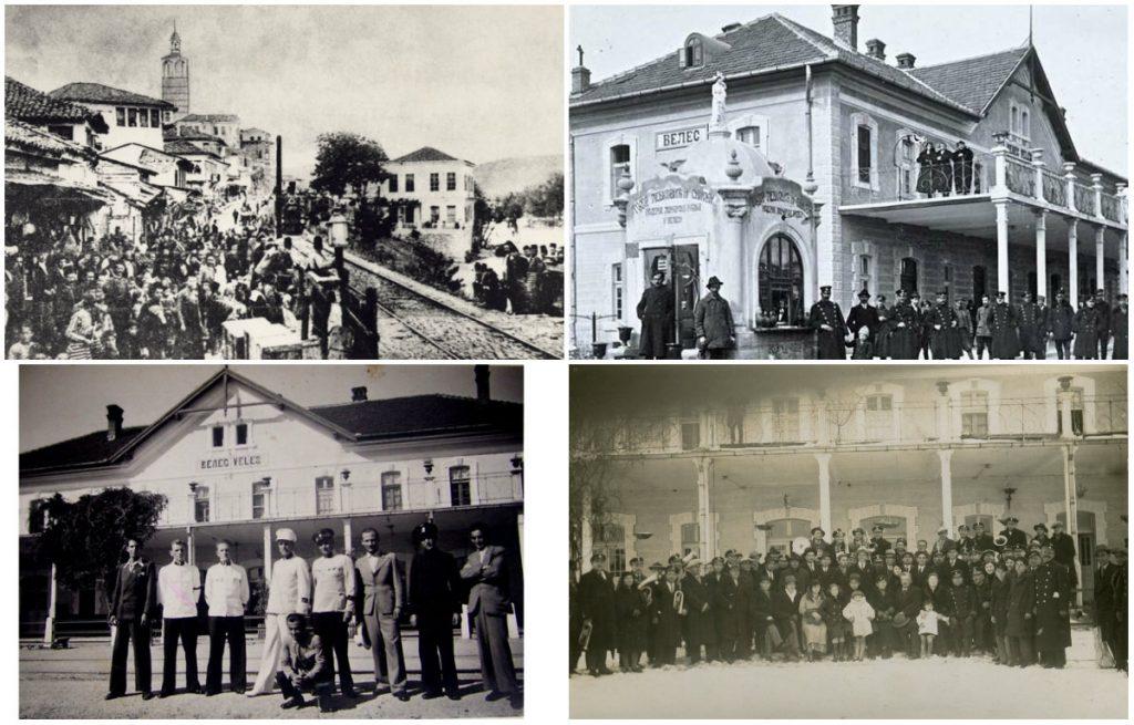 НА ДЕНЕШЕН ДЕН: Пред 148 години од Солун во Велес пристигнал првиот воз, а денес во Македонија возот стигнува само до Гевгелија