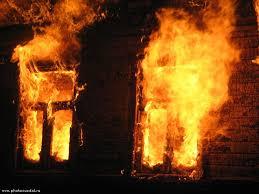 Се запалила куќа во Скопје