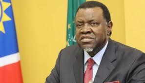 НАМИБИЈА: Казнет претседателот на државата поради славење роденден за време на карантин