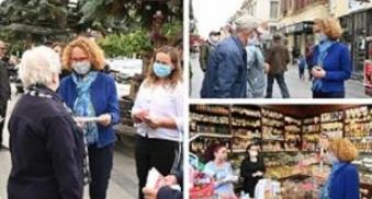 СКАНДАЛ: Оперативец на АНБ во Битола испрашувал млади од УМС кои сакале да протестираат против Шеќеринска