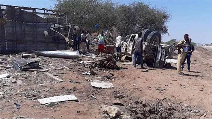 Сомалија: Најмалку 6 лица загинаа при експлозија додека патувале на погреб