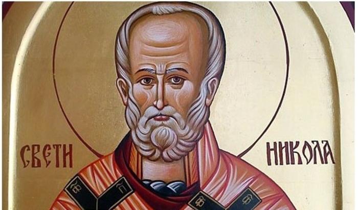 СВ. НИКОЛА ЛЕТЕН:Празник на пренесувањето на моштите на св. Николај Чудотворец во Бари