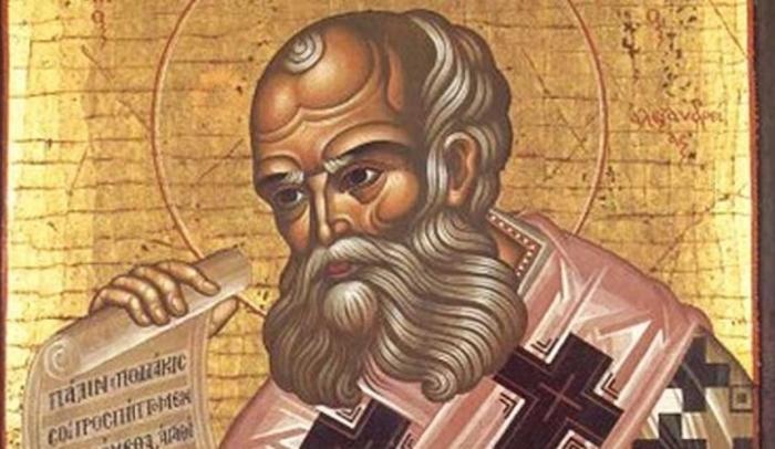 ДЕНЕСКА ТАНАСОВДЕН ЛЕТЕН: Св. Атанасиј Велики е еден од столбовите на христијанската црква