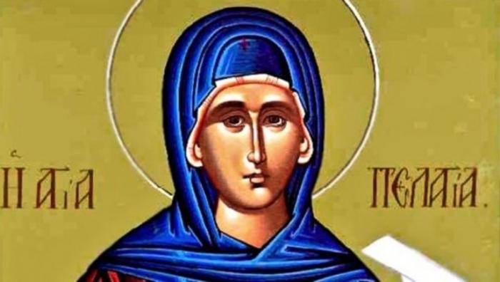 КАЛЕНДАР НА МПЦ: Денеска е Св. маченичка Пелагија