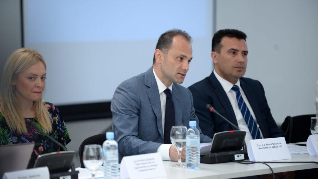 ВМРО-ДПМНЕ: Јуни со заразени од Ковид-19 колку сите месеци претходно, а Заев и Филипче тераат митинзи и снимаат спотови