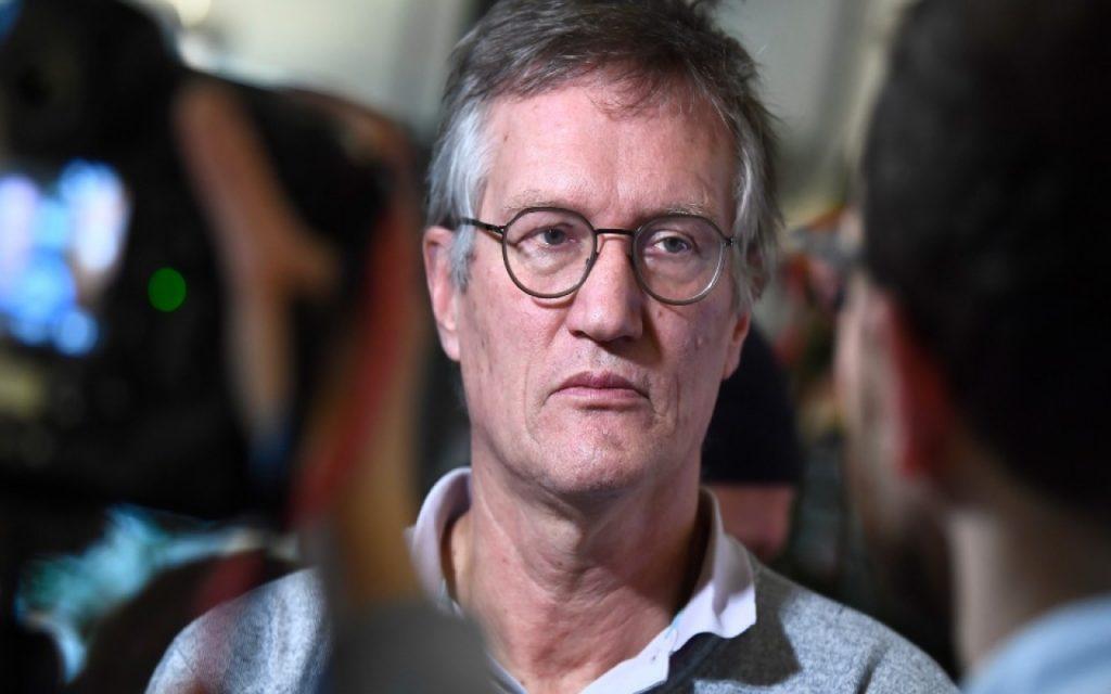 Шведскиот епидемиолог Тегнел смета дека започнал третиот бран
