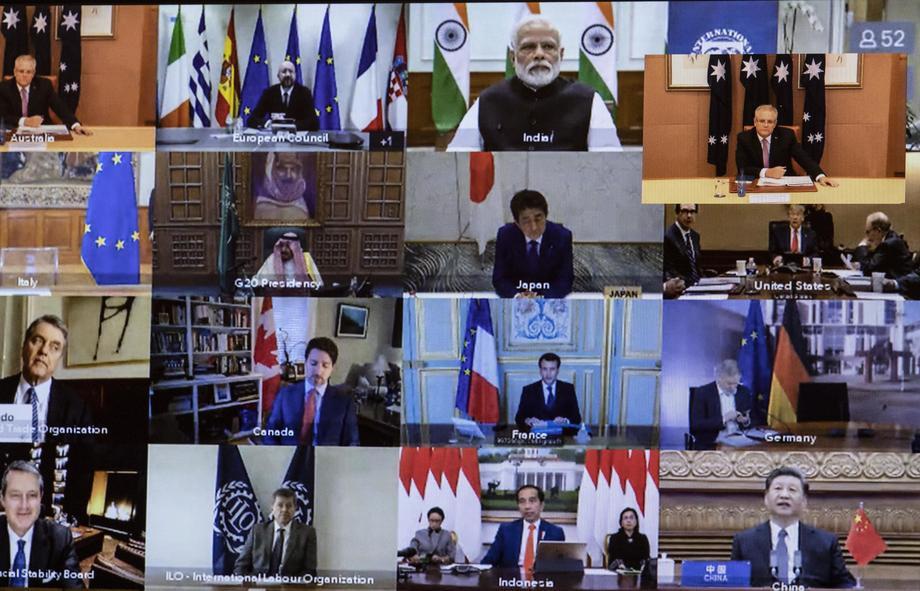 Г20 издвои повеќе од 21 милијарди американски долари за борба против Ковид-19