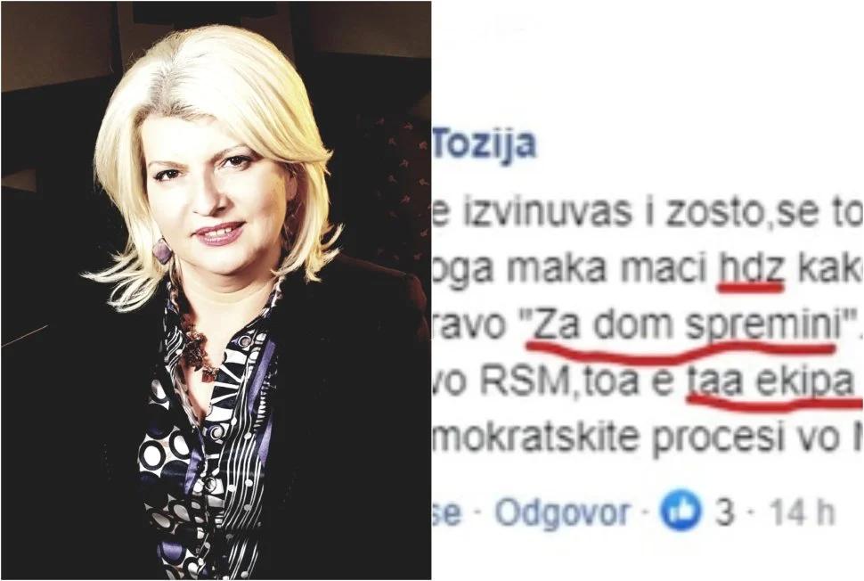 Здружението на загрепски бранители бара од хрватскиот премиер да ја заштити Хрватска од нападите на Тозија