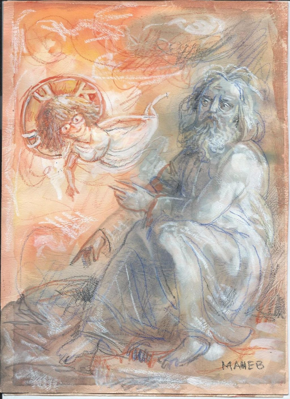КОЛЕ МАНЕВ: Шеќеринска како ангел бранител и Господ Бог