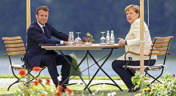 СРЕДБА МАКРОН – МЕРКЕЛ: Брз одговор за пакетот за излегување од кризата во ЕУ