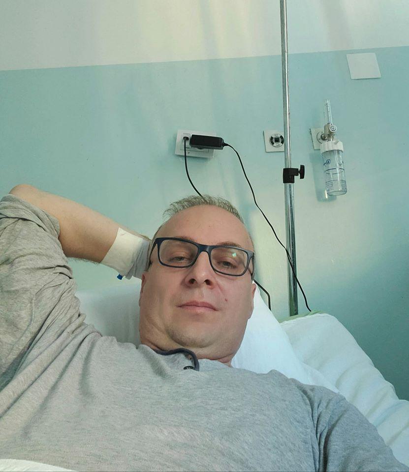 МИЛОШОСКИ НА ИНФЕКТИВНА: Имам само покачена температура, без други симптоми, а дишењето и расположението ми се добри