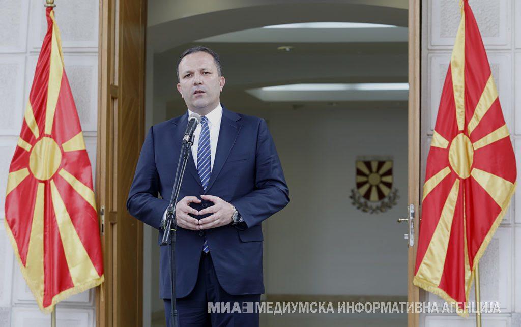 СПАСОВСКИ: Нам ни треба функционална држава и ако нема избори на 5 јули ќе нема ништо